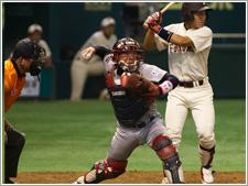 京都学園大学硬式野球部(体育会系応援部)