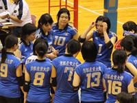 京都産業大学女子バレーボール部