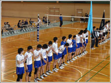 京都産業大学体育会男子バレーボール部(体育会系応援部)