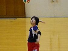 両洋高校女子バレー部(体育会系応援部)